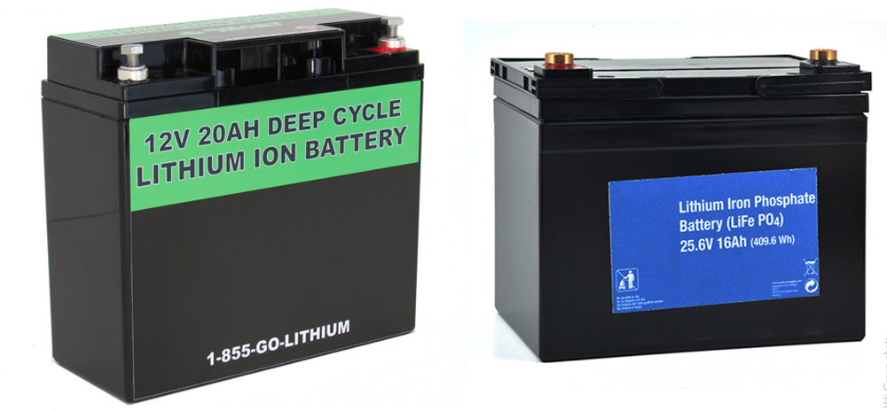 Lithium Iron Batteries Supplier